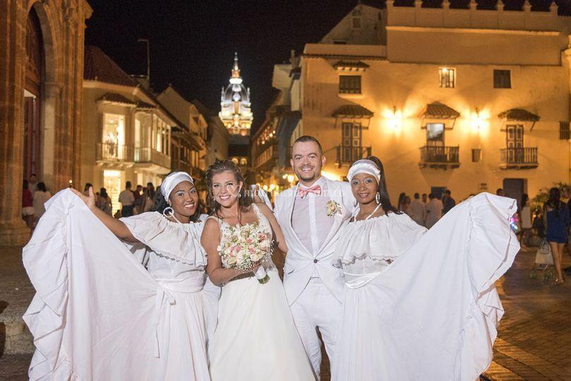 Booking Cartagena