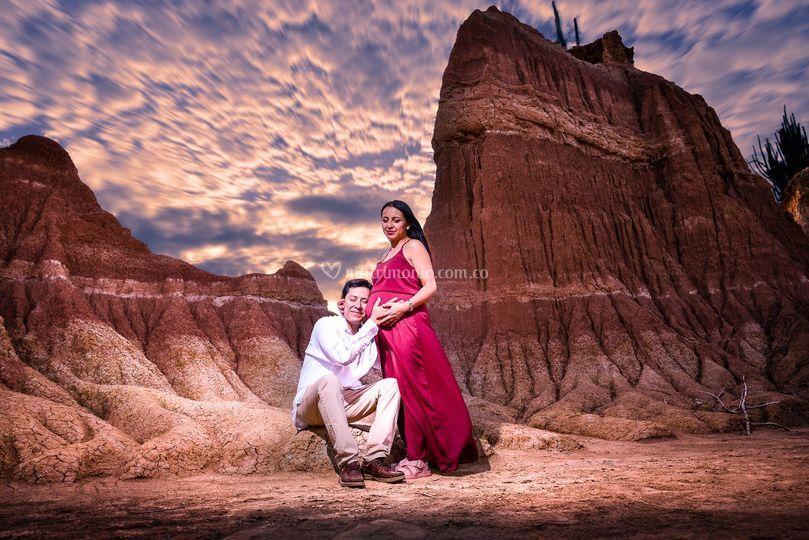 Dayanna y Jorge