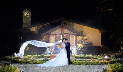 El matrimonio de Dayanna y Jorge