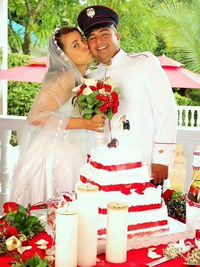 Detalles del matrimonio