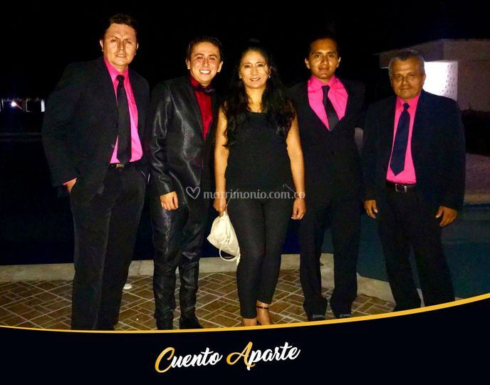 Grupo Cuento Aparte