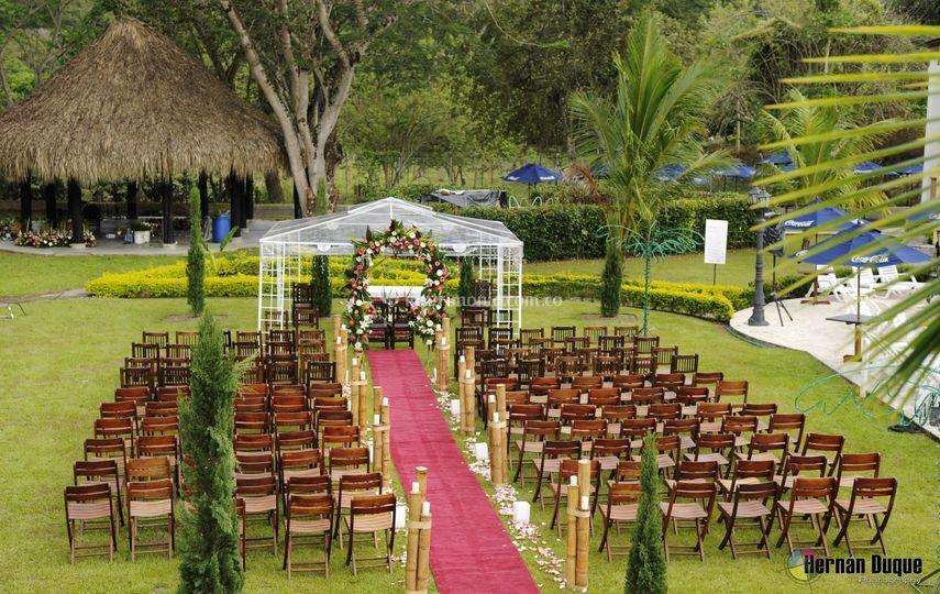 Ceremonia  Villa del Marques