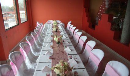 Restaurante Atardeceres en Chipre