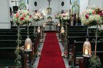 Decoración iglesia cabrero