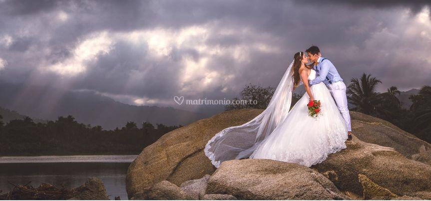 Diseño laura rosanía novias