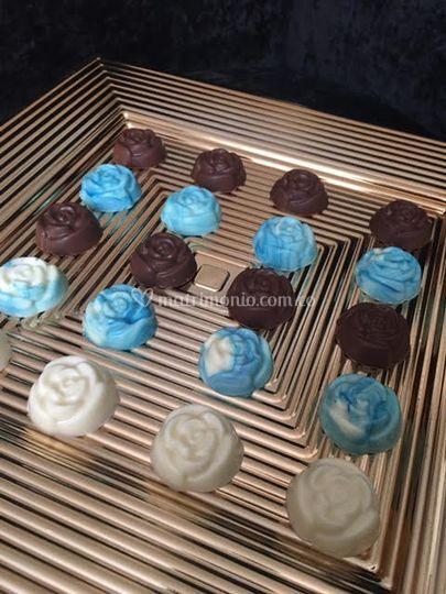 Recordatorios, chocolates