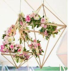 Figura geometrica floral