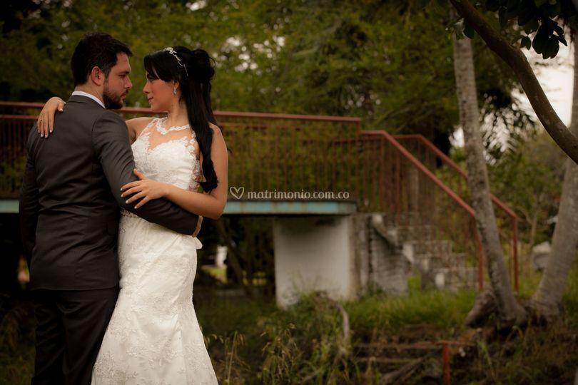 Bellisima casa de novias