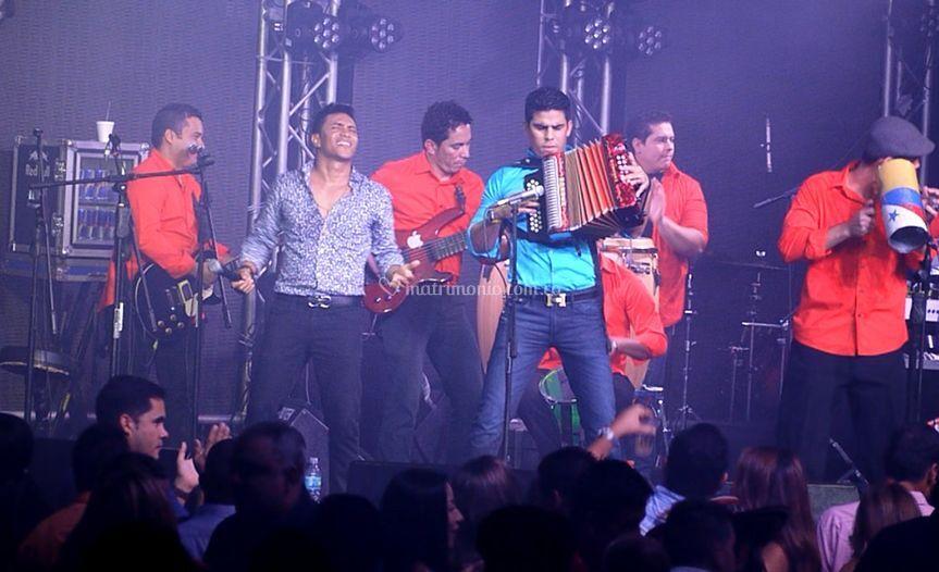 Grupo Vallenato  Yair Ortiz