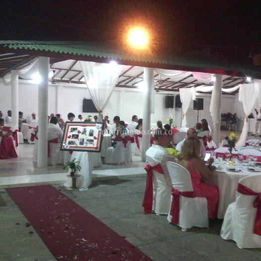 Casa evento