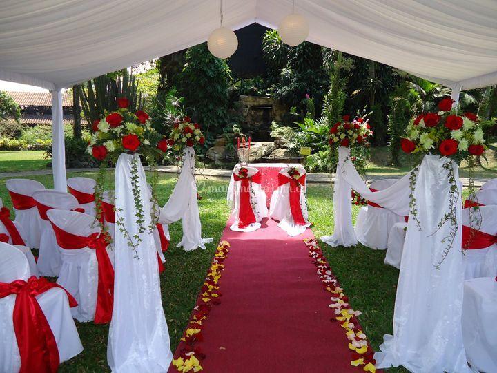 Ceremonia campestre
