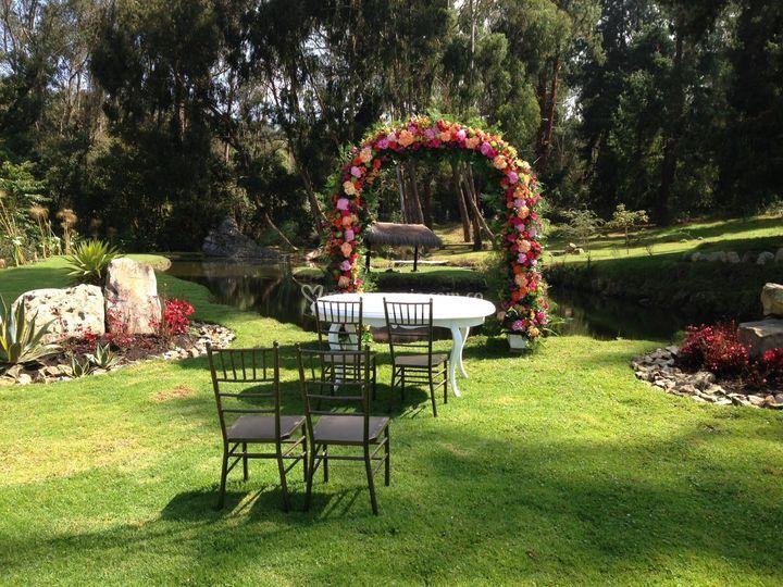 Matrimonio civil, lago
