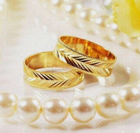 Argollas para matrimonio