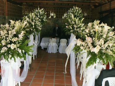 Ceremonias de San Luis Eventos Viajes y Banquetes