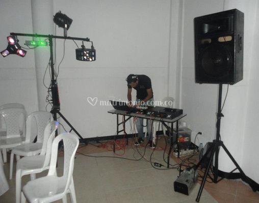 Preparación de dj