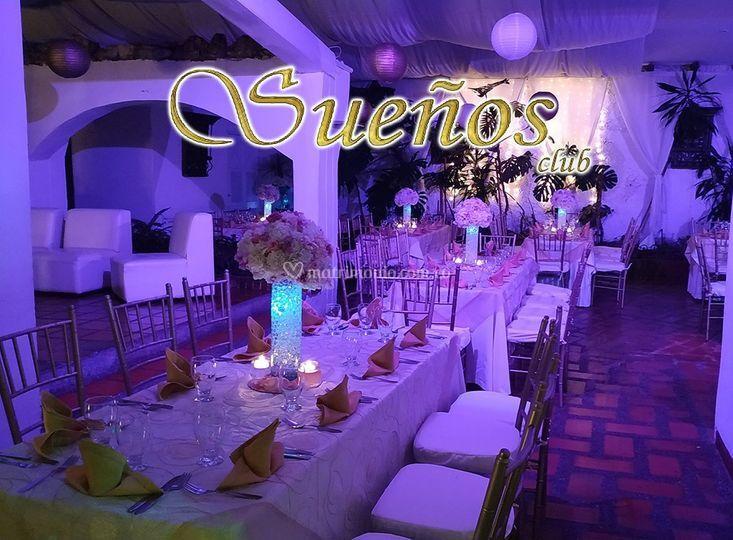 Eventos Sueños club