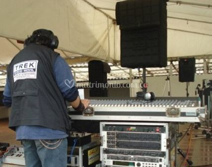 Ingenieros de sonido