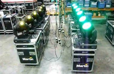 Variedad de luces
