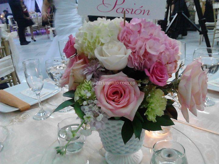 Organización y Banquetes Isabella