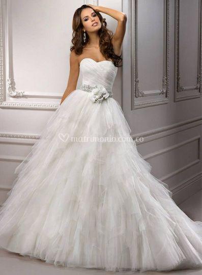 Alquiler de vestidos de novia bogota economicos
