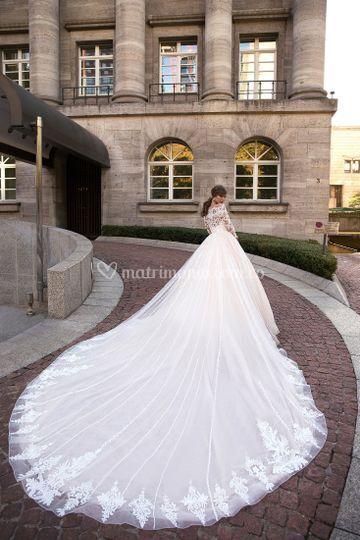 Vestido de lujo