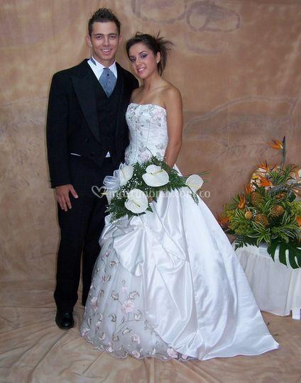 Vestidos de novia alquiler armenia