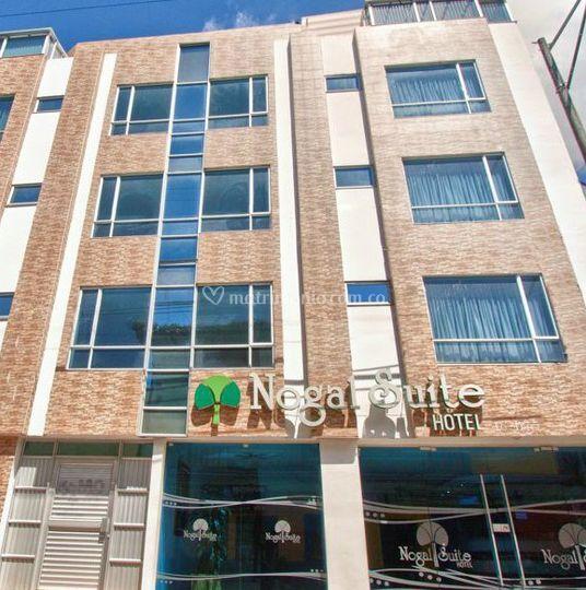 El hotel de Nogal Suite