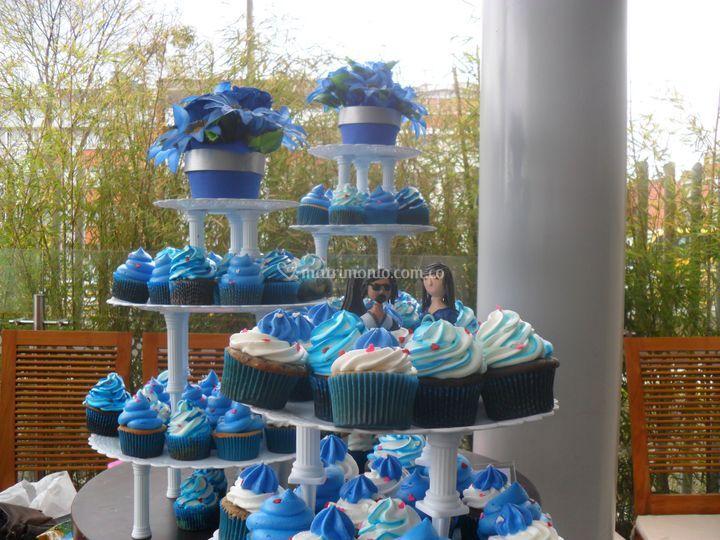Cupcakes Torre