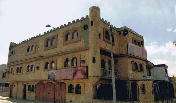 Castillo casaberrio