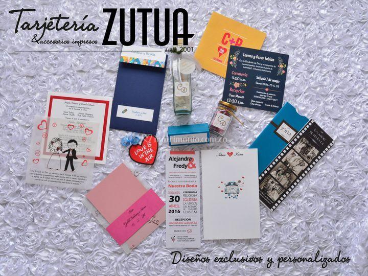 Zutua logo