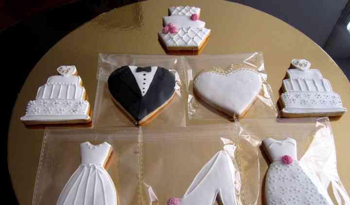 Galletas para boda