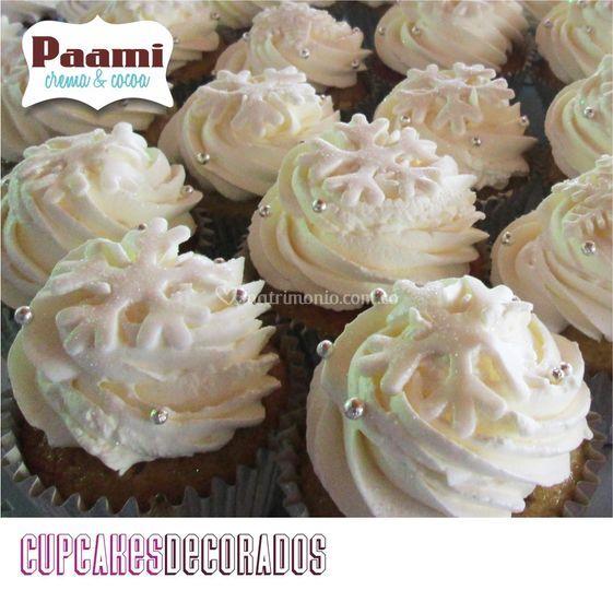 Cupcakes matrimonio