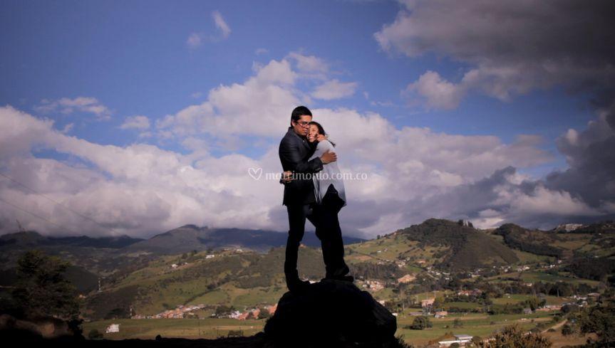 Amor sobre la roca