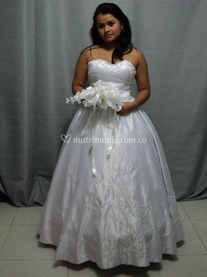 Alquiler vestidos de novia neiva huila