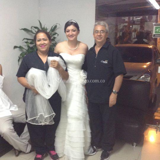 Día de la boda