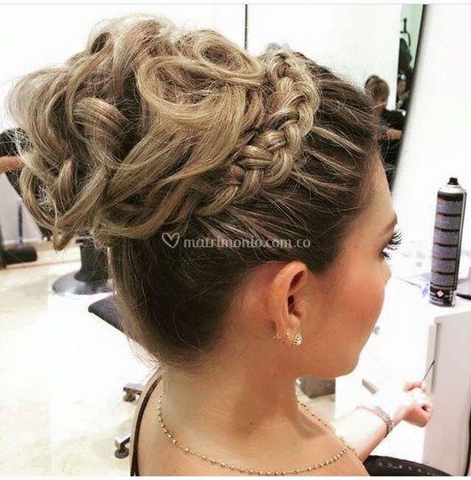 Peinados elaborados
