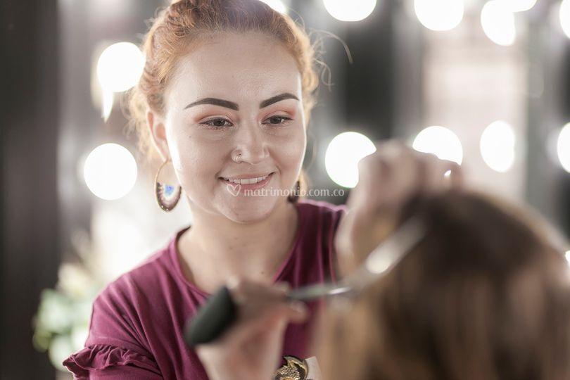 Beauty Bride by María
