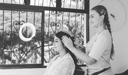 Beauty Bride by María 1