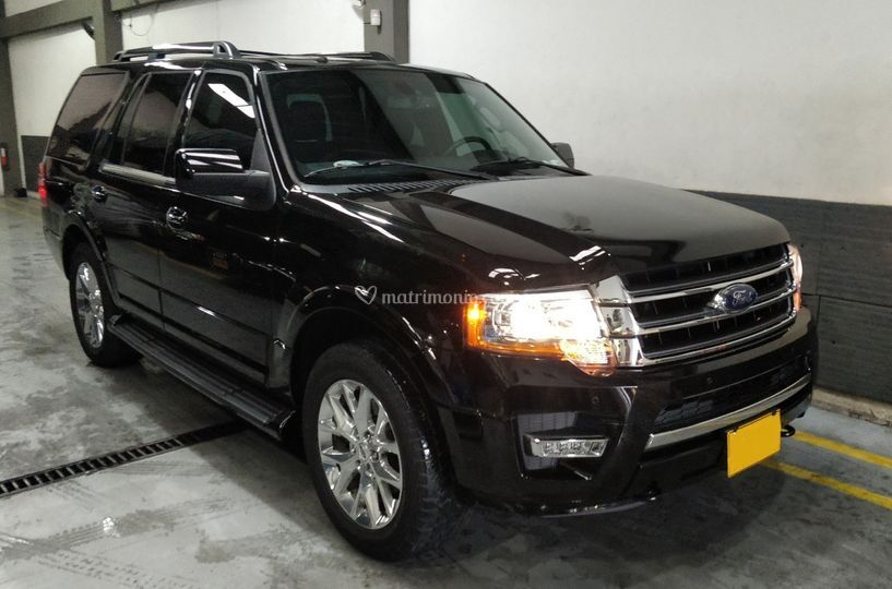 SUV Ford Expedition, Bogotá