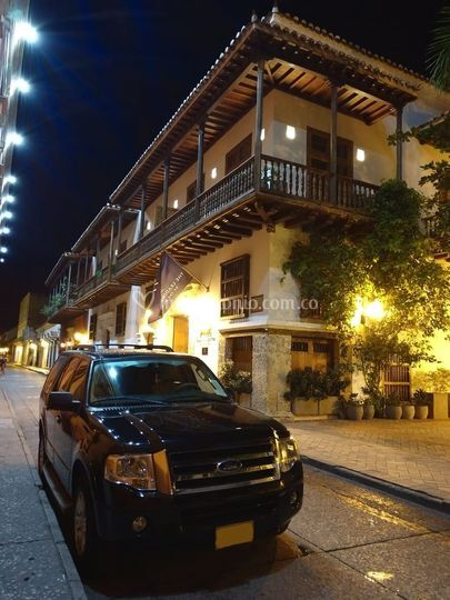 SUV Ford Expedition, Cartagena