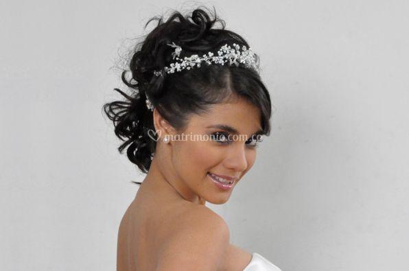 Peinados para toda novia