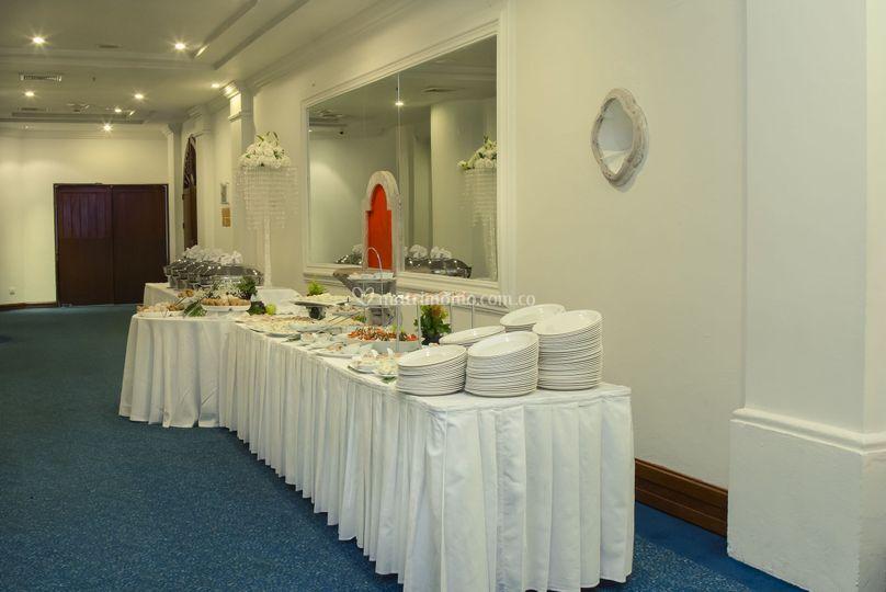 Decoración Hotel Almirante