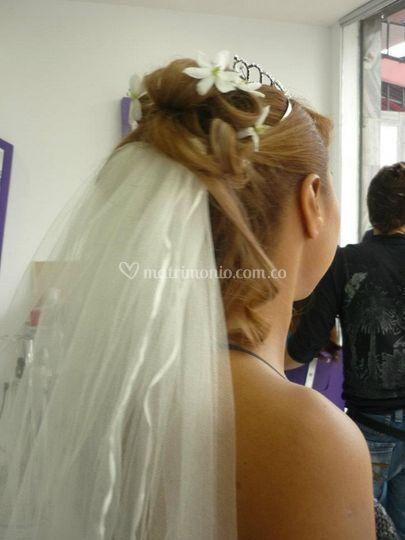 Hermosos peinados