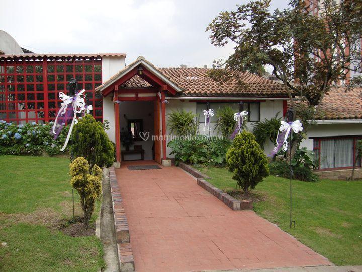 Salón El Arcángel