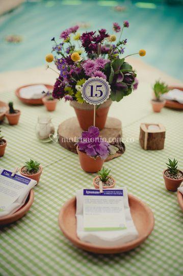 Diseño y decoración de eventos