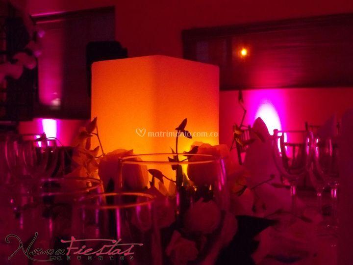 Novafiestas & eventos iluminación