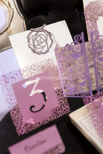 Invitacion tarjeta matrimonio