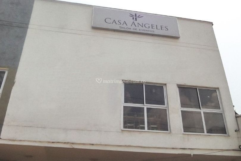 Casa Ángeles