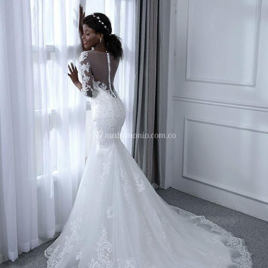 Alquiler de vestidos para novia soacha