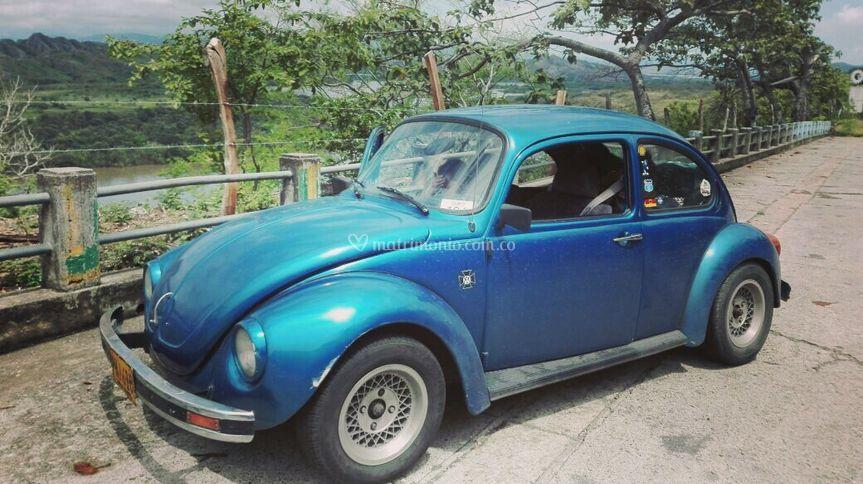 Volkswaguen Escarabajo